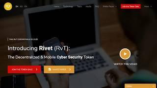 ICO Rivetz. Відео інструкція як інвестувати в ICO