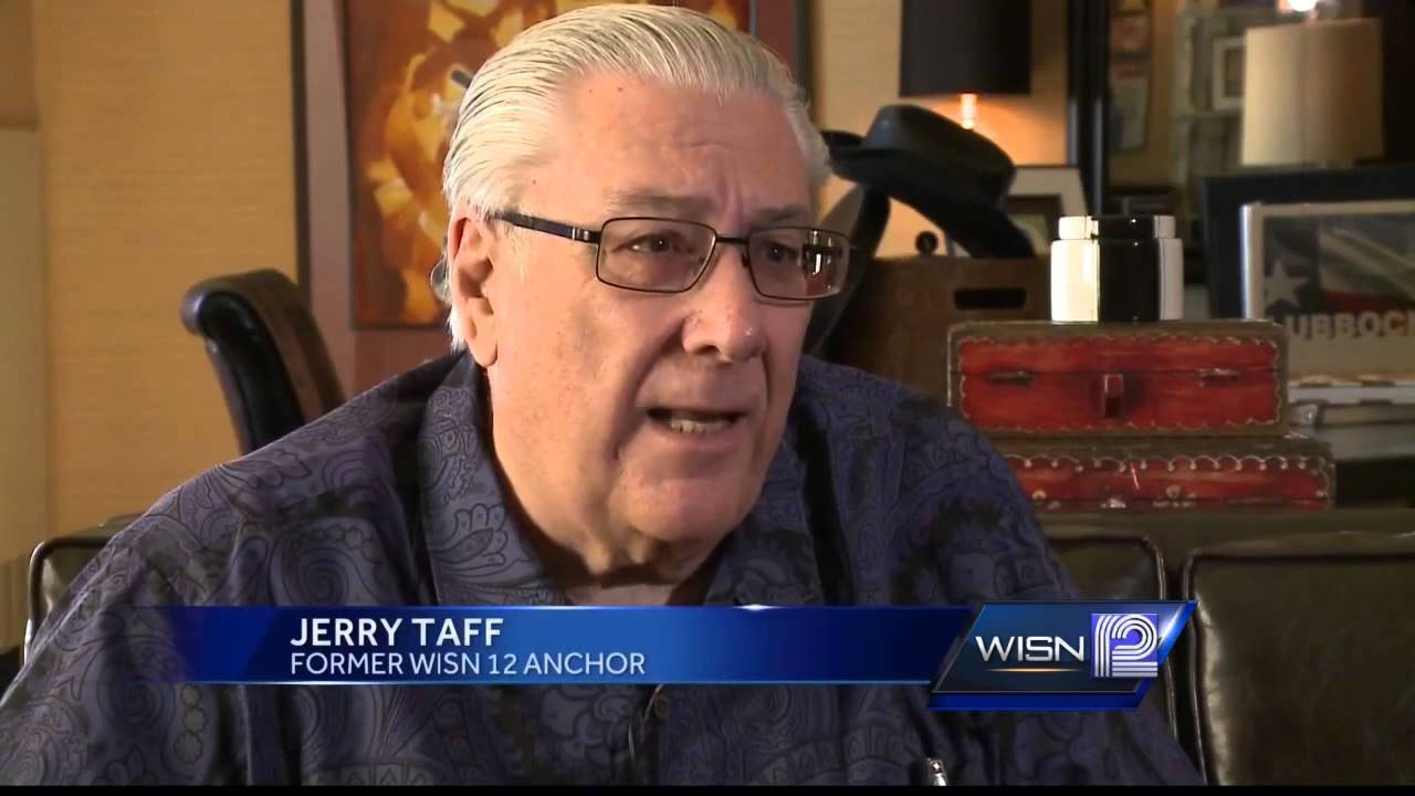 Former WISN 12 News anchor Jerry Taff living 'better tomorrows'