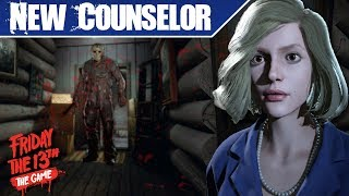 New Counselor CONFIRMED!!   Victoria Sterling   Friday the 13th: The Game
