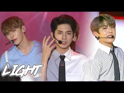 [HOT]Wanna One - Light ,  워너원 - 켜줘  Show Music Core 20180728