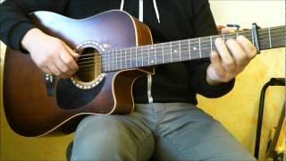 Andreas Bourani - Alles nur in meinem Kopf - Song komplett mit Akkorden