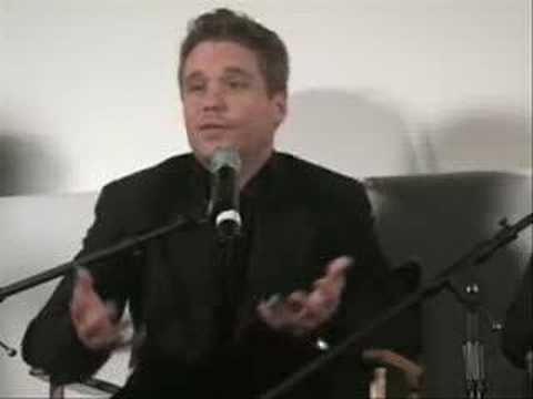 Kevin Connolly and Lukas Haas Gardener of Eden Press Part 2
