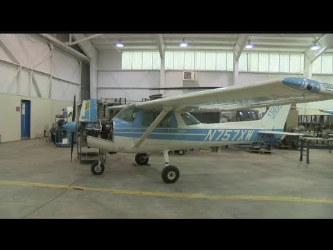 JobsNOW: Careers take flight at aircraft maintenance school in Vienna
