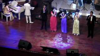O Holy Night (cover) by Mandiri Youth Voices [Bank Mandiri Christmas Celebration 2011]