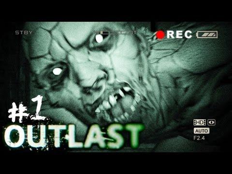 Outlast - Parte 1 - L'HORROR PIU'...