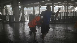 """Mangkhut"": Dutzende Tote nach Taifun"