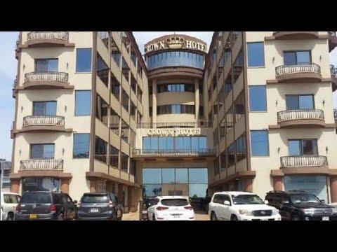 Crown Hotel - Juba South Sudan