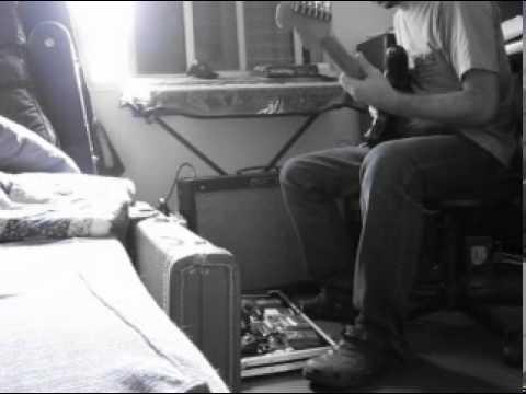 Nancy Wilson - Elevator Beat (electric guitar)