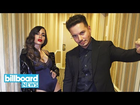 Anitta & J Balvin Drop Sexy New Single 'Downtown' | Billboard News