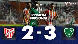 Instituto 2 VS Sarmiento (J) 3 | Fecha 2  | Primera Nacional | 2019/2020