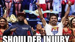 LAMPLEY CAUGHT BLASTING PACQUIAO OVER FAKE SHOULDER INJURY ON RICH EISEN SHOW