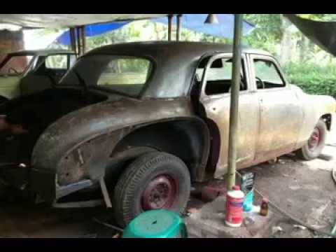 1951 Dodge Kingsway Restoration
