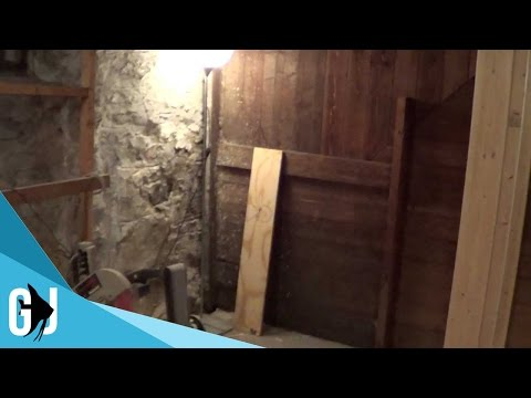 #132: Stud Wall Under Fish Room And Solid Blocking Between Joists - Update Monday