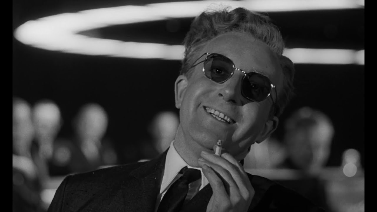 Download Dr. Strangelove or: How I Learned to Stop Worrying and Love the Bomb. (1964)