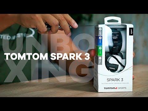 ESTAVA ANSIOSO POR ELE - TOMTOM SPARK 3 / UNBOXING