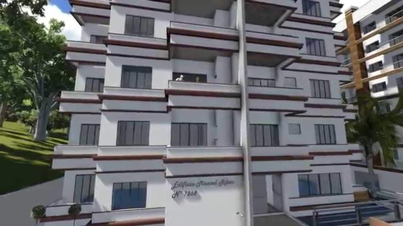 Projetos de casas modelo de fachada de pr dios youtube for Modelos de fachadas para frentes de casas