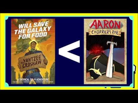 Book Overview 19 Will Save The Galaxy For Food Youtube