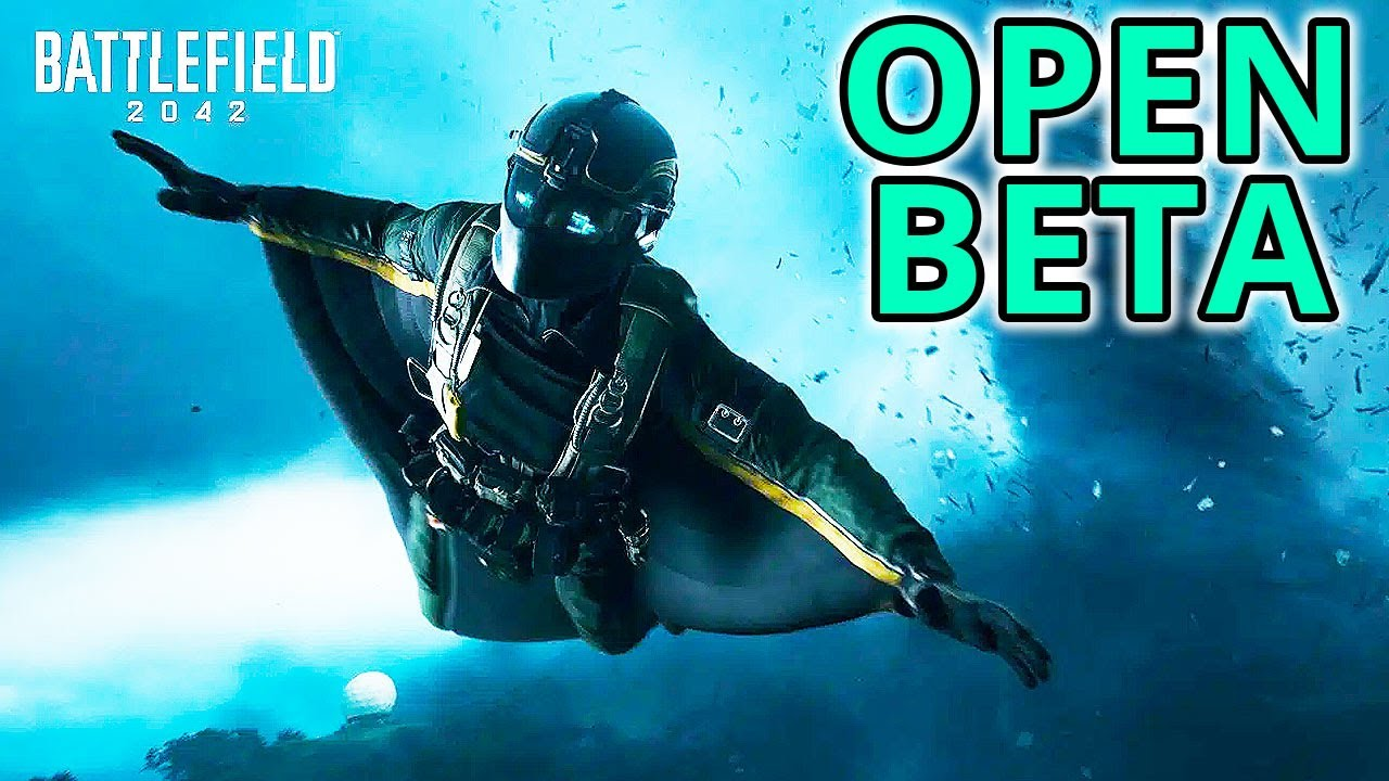 Here's exactly when you can play the 'Battlefield 2042' open beta