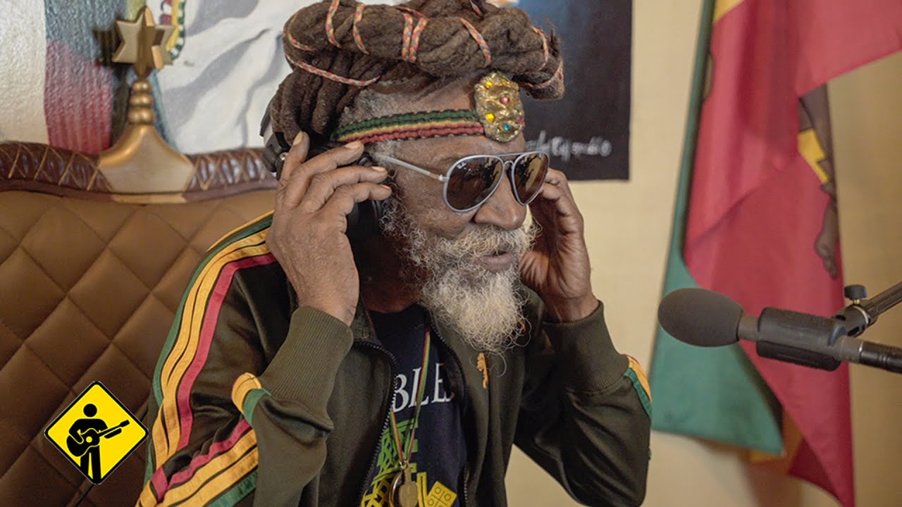 Download Soul Rebel featuring Bunny Wailer and Manu Chao   Song Around The World   Playing For Change