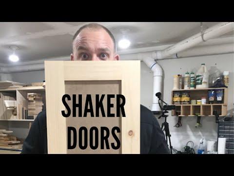 how-to-make-shaker-doors