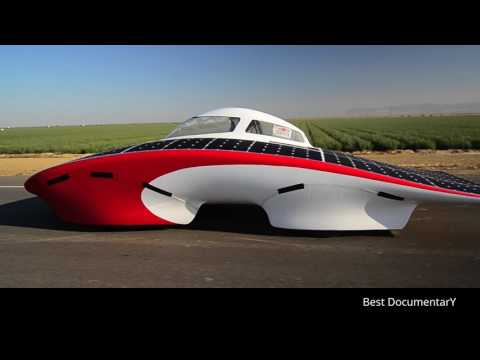 Solar Powered Car Made By Stanford Students Documentary  -  Best DocumentarY  2017