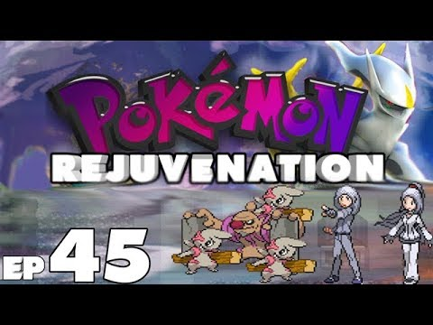 Pokemon Rejuvenation - Part 45: Kakori Village Help Center