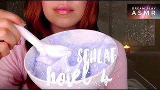 ★ASMR [deutsch]★ Einschlafen im Regen Zimmer ☔️SCHLAF HOTEL | Dream Play ASMR