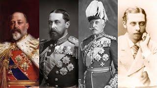 Queen Victoria's Sons