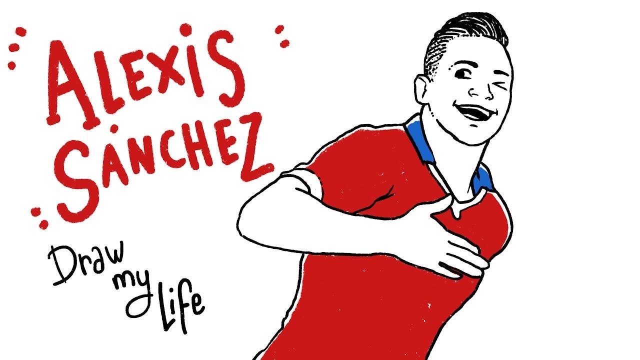 Descargar Dibujos De Alexis Sanches: ALEXIS SÁNCHEZ