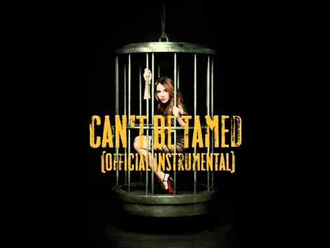 Miley Cyrus - Can't Be Tamed (Official Instrumental)