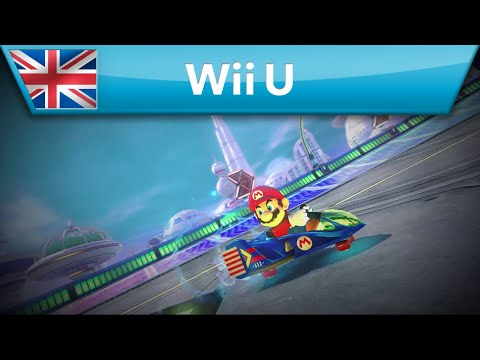 Mario Kart 8's take on F-Zero's music is the best thing ever