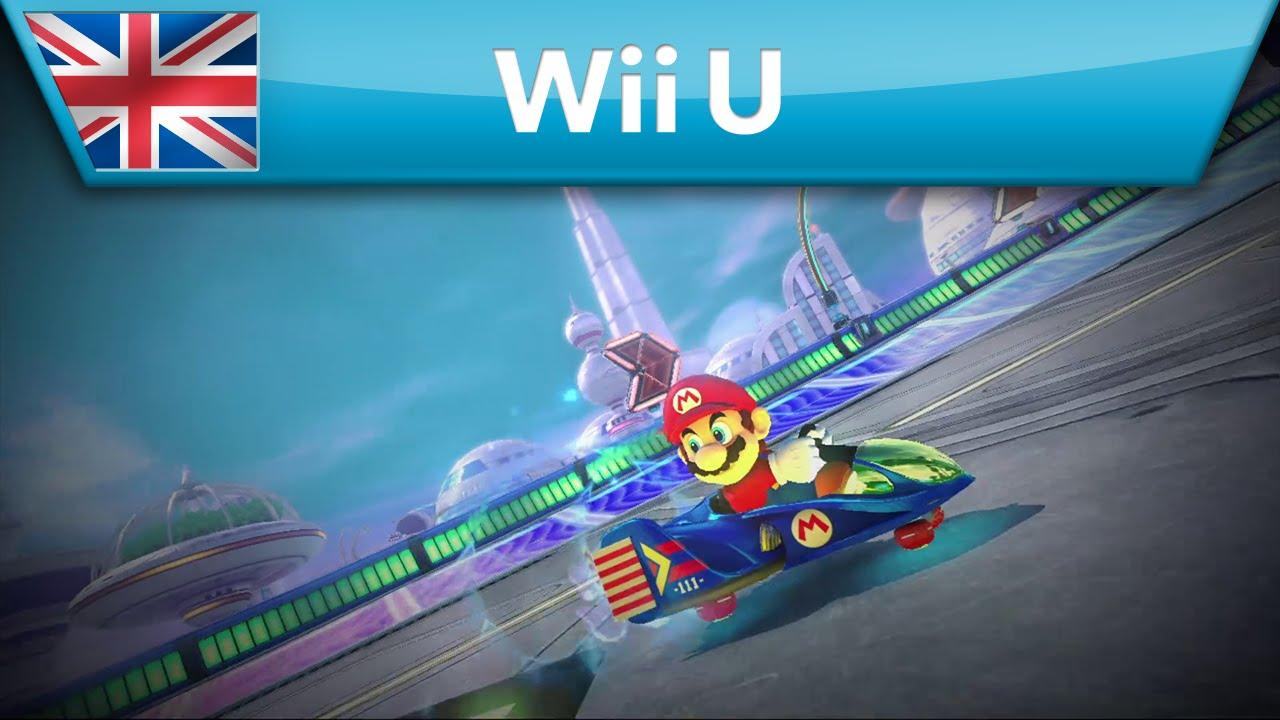 Mario kart 8 mute city remix