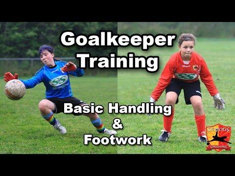 Goalkeeper Training - U10/U12 - SeriousGoalkeeping.net