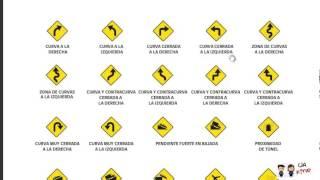 Libro del nuevo conductor - Clase B - Chile - 8 -Señalización de Tránsito- parte 1