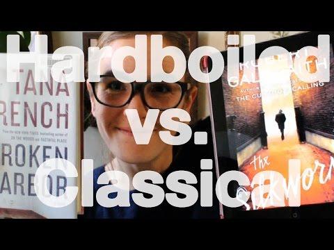 Classical vs. Hardboiled Detective Fiction