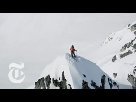 Extreme Skiing: Fresh Eyes Enable First Descent | The New York Times
