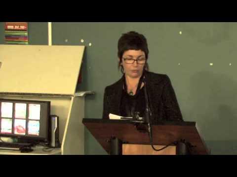 Pene Walsh Digitizing Decay  #GigaTownGisborne