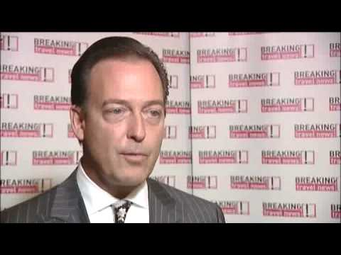 Nicholas Clayton, President, Viceroy Hotels, California, USA @ AHIC 2010