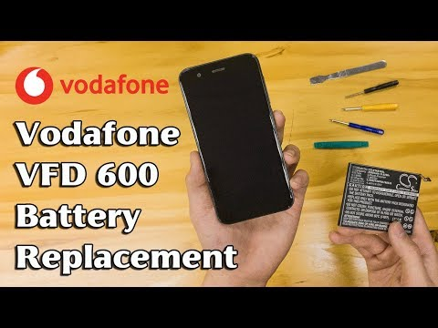 Vodafone Smart Prime 7 Disassembly Videos - Waoweo