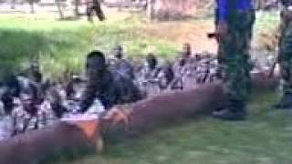 Pendidikan dasar TNI AD kejam