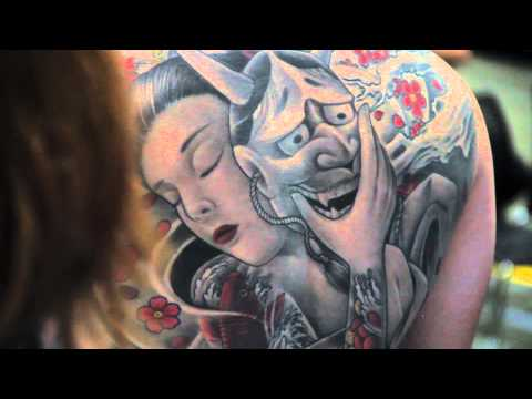 Australian Tattoo and Body Art Expo Melbourne 2013