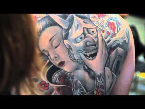 Australian Tattoo And Body Art Expo Melbourne 2013