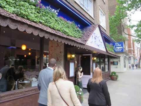Thai Restaurant Blue Lagoon In London