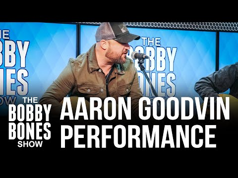 """Aaron Goodvin Performs His Song """"Lonely Drum"""""""