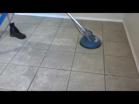 3d Home Services tile and grout steam cleaning ceramic tile
