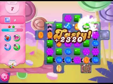 Candy Crush Saga level 3111