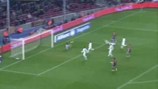 Barcelona vs Mallorca (2-0) - 5/2/2009 Copa del Rey