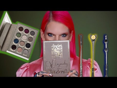 Thumbnail: HARRY POTTER EYESHADOW PALETTE | Is It Jeffree Star Approved??