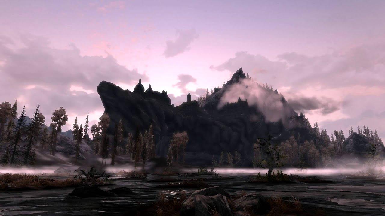Live Wallpaper Skyrim Solitude 1080p Youtube