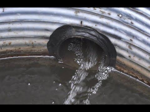 mistotvpoltava: Глобино – проблеми з каналізаційними стоками
